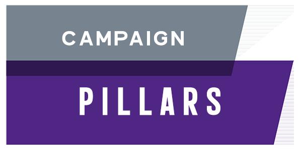 Campaign Pillars