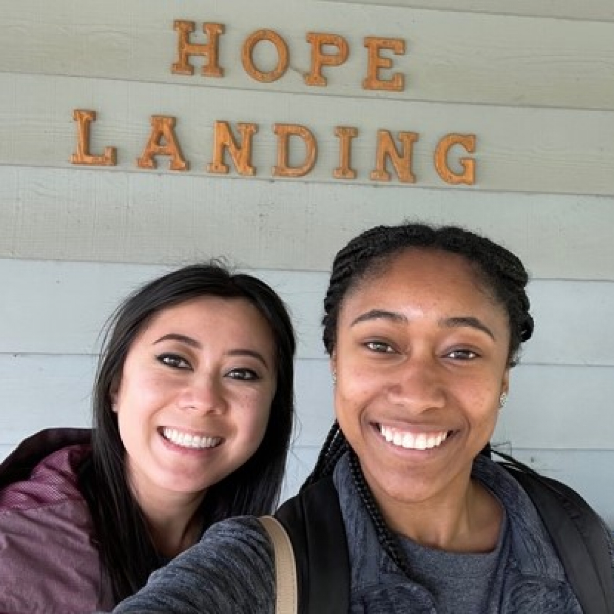 hope landing copy