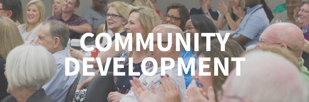 Masthead - Community Development