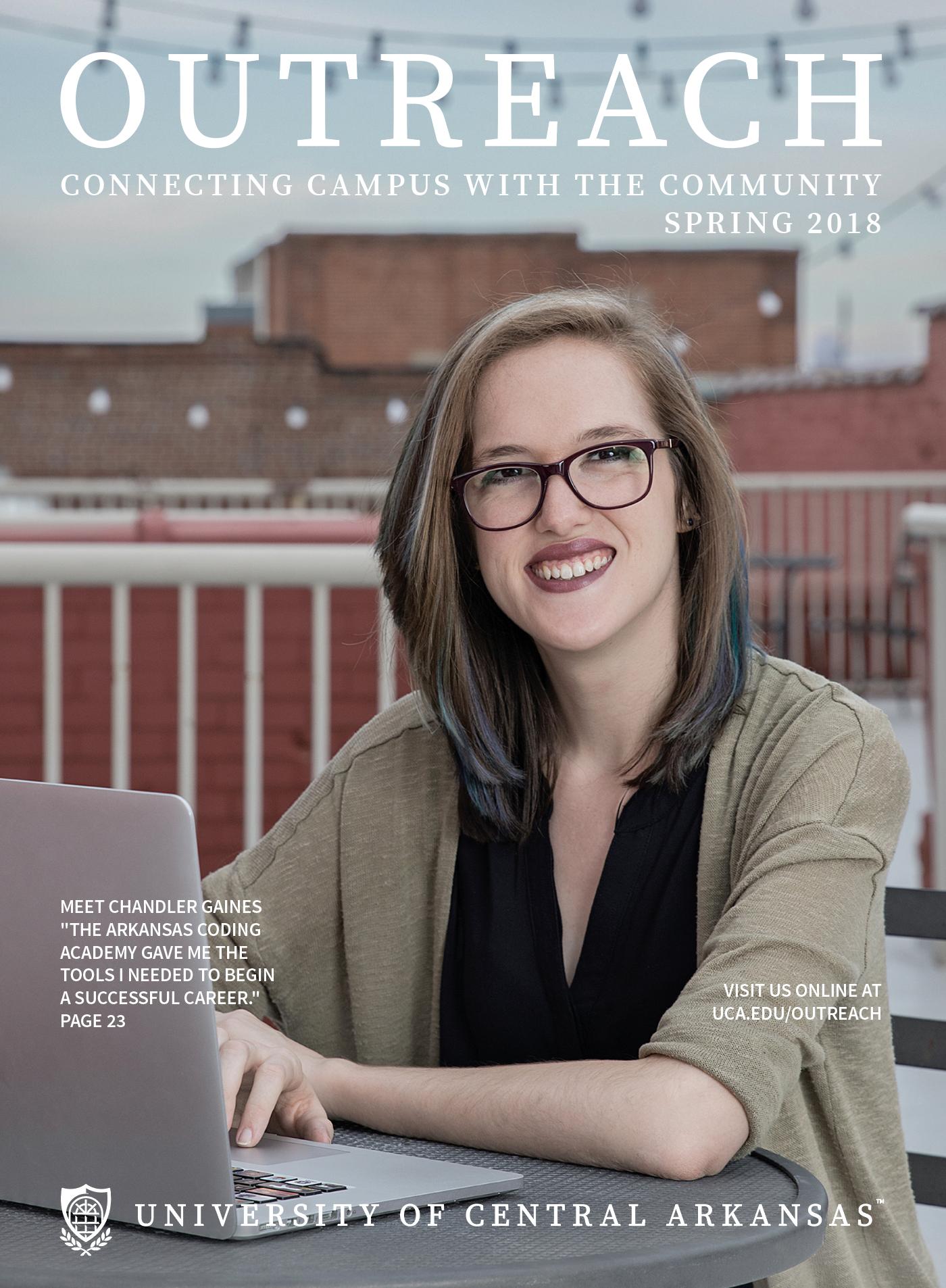 UCA Outreach Spring 2018 Classes