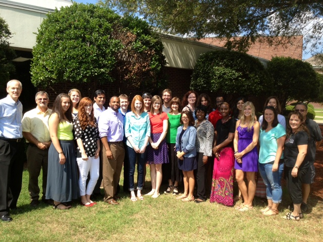 School Psychology Faculty and Students, Fall, 2013