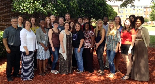 School Psychology Faculty and Students, Fall 2014