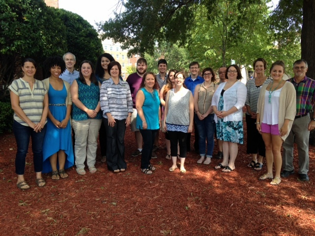 School Psychology Faculty and Students, Fall 2015