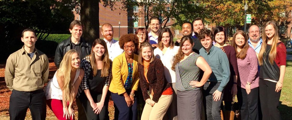 Counseling Psychology Students 2015-16