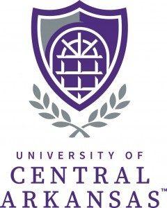 UCA academic logo with shield