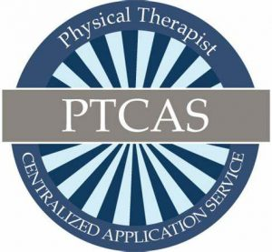 Logo for Physical Therapist Centralized Application Service PTCAS