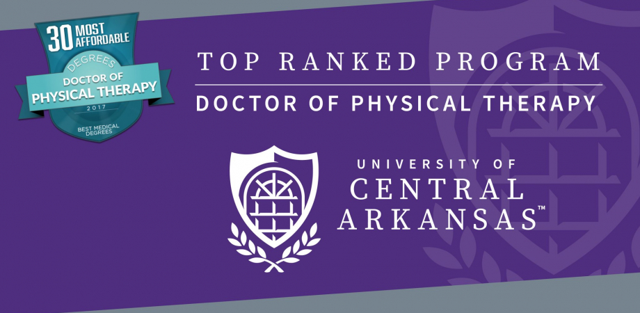 Top Ranked Program - Doctor of Physical Therapy at UCA