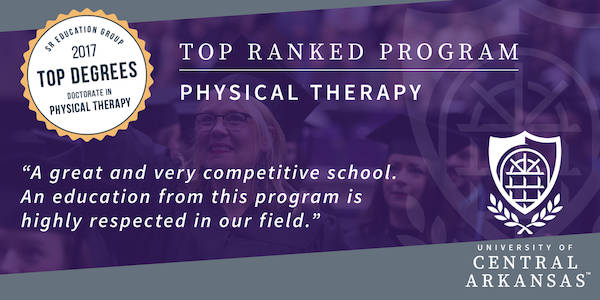 Top Ranked Program - Physical Therapy
