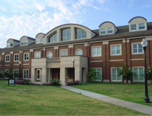 Picture of front of Physical Therapy Center building