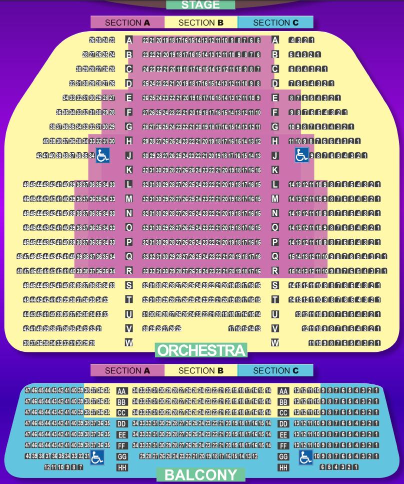 new seating chart big