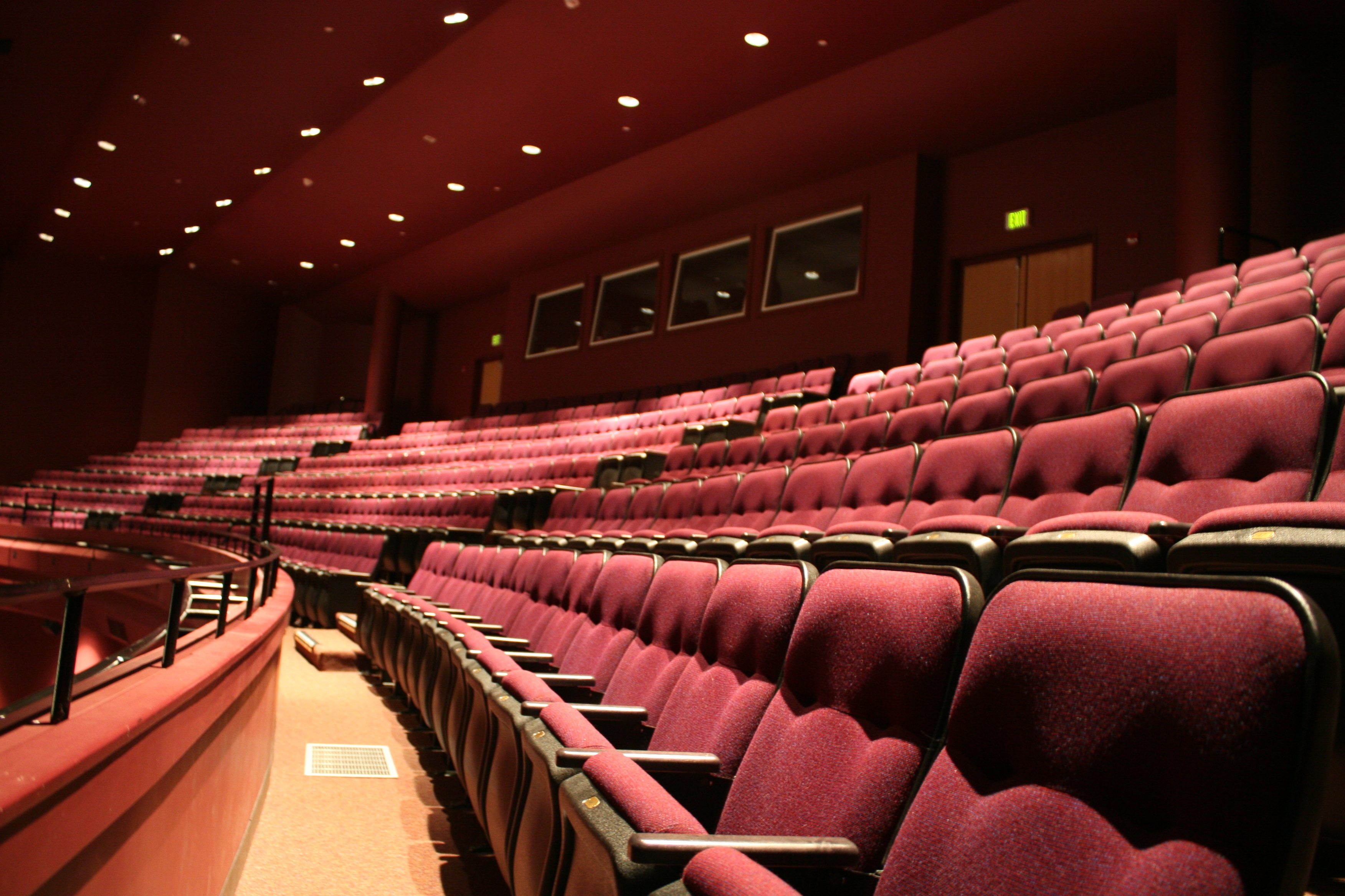 Reynolds Performance Hall Theatre