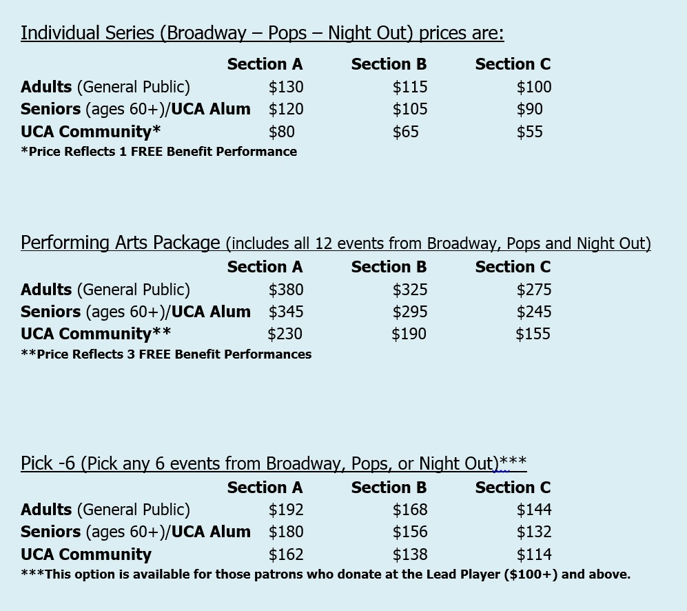 season prices for web