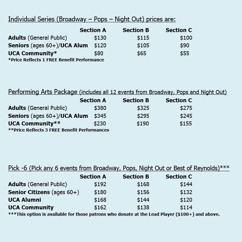 season prices for web