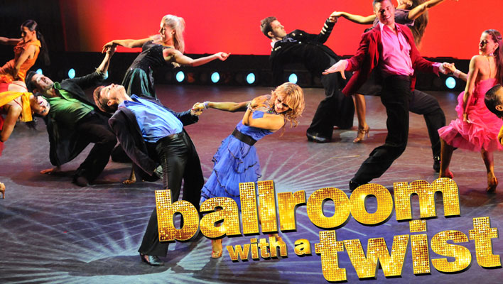 Ballroom with a Twist