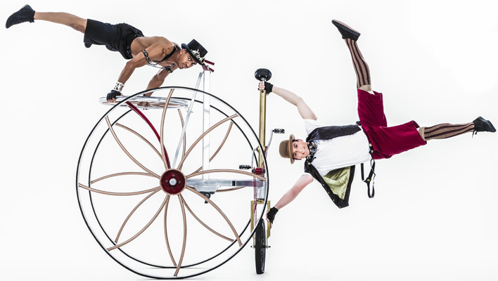Cirque Mechanics
