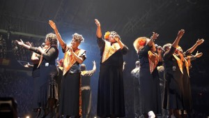 The Harlem Gospel Choir