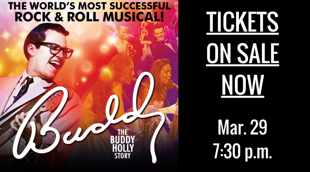 The Buddy Holly Story March 29
