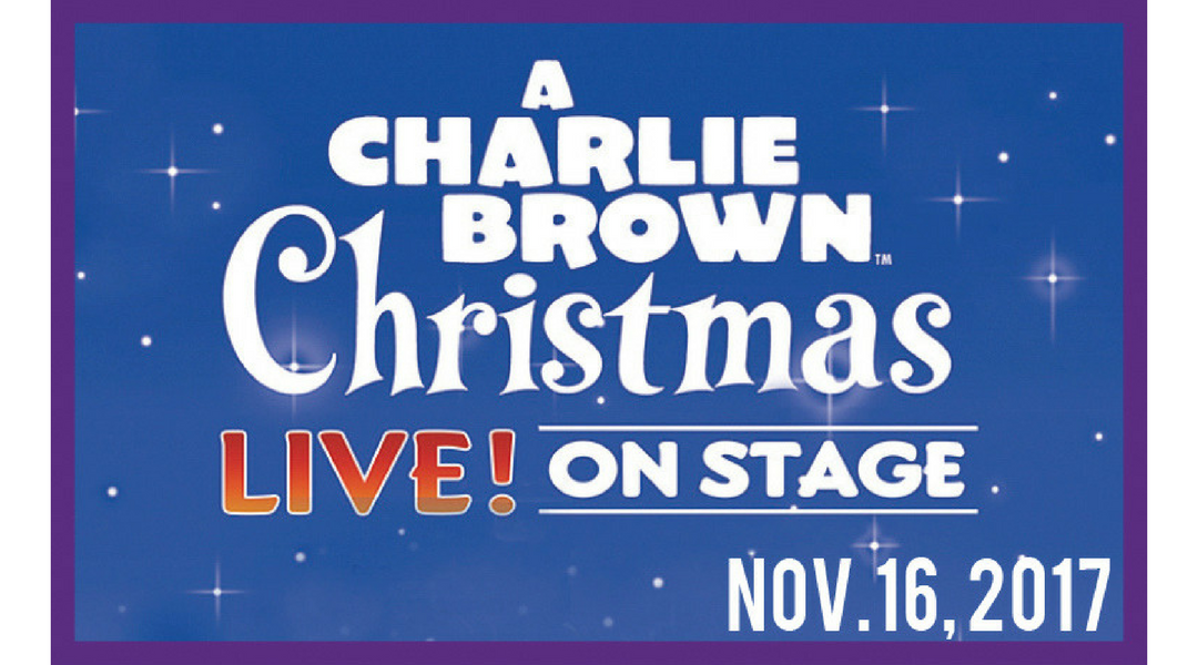 A Charlie Brown Christmas Live! On Stage