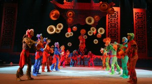 China National Circus and Acrobats