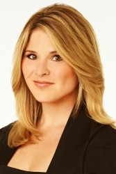 TODAY -- Season: 2011 -- Pictured: Jenna Bush -- Photo by: Andrew Eccles/NBC