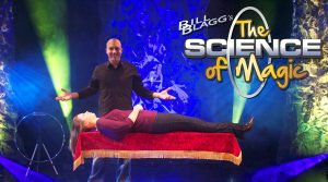 The Science of Magic with Bill Blagg
