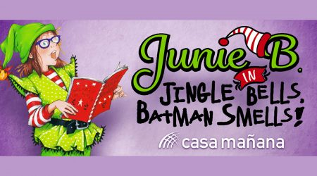 Junie B. Jones Jingle Bells Batman Smells