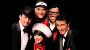 Rat Pack Christmas