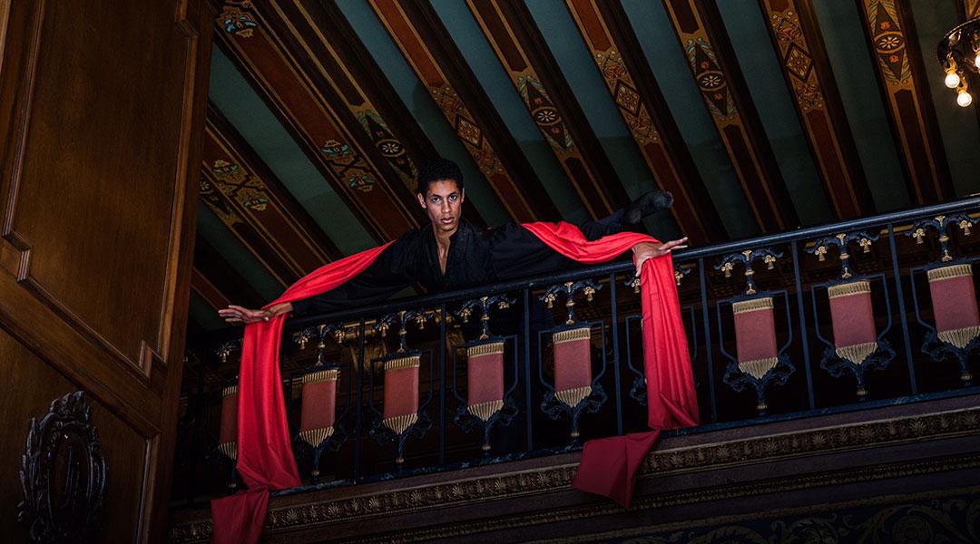 Ballet Arkansas presents Dracula