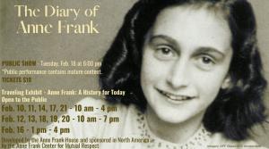 Anne Frank Public Show