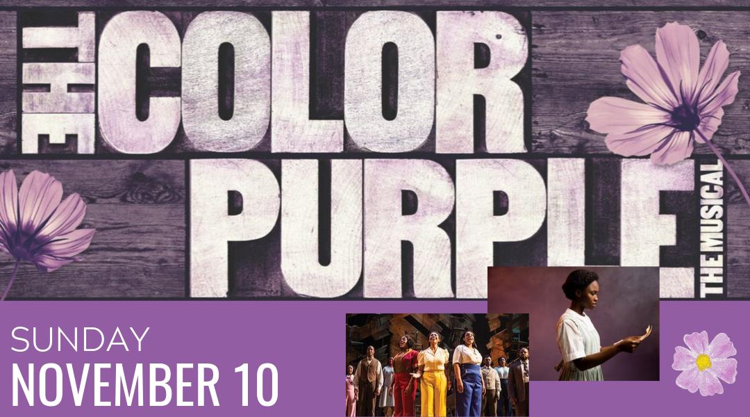 Color Purple Website