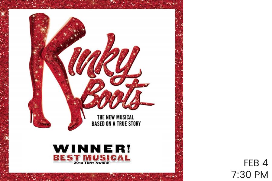 Kinky Boots Web