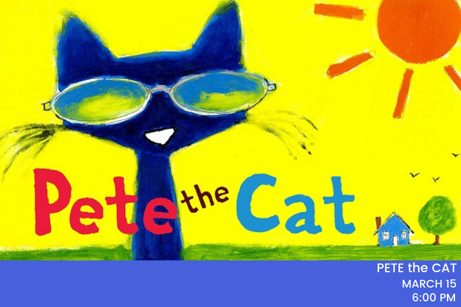 Pete the Cat Website