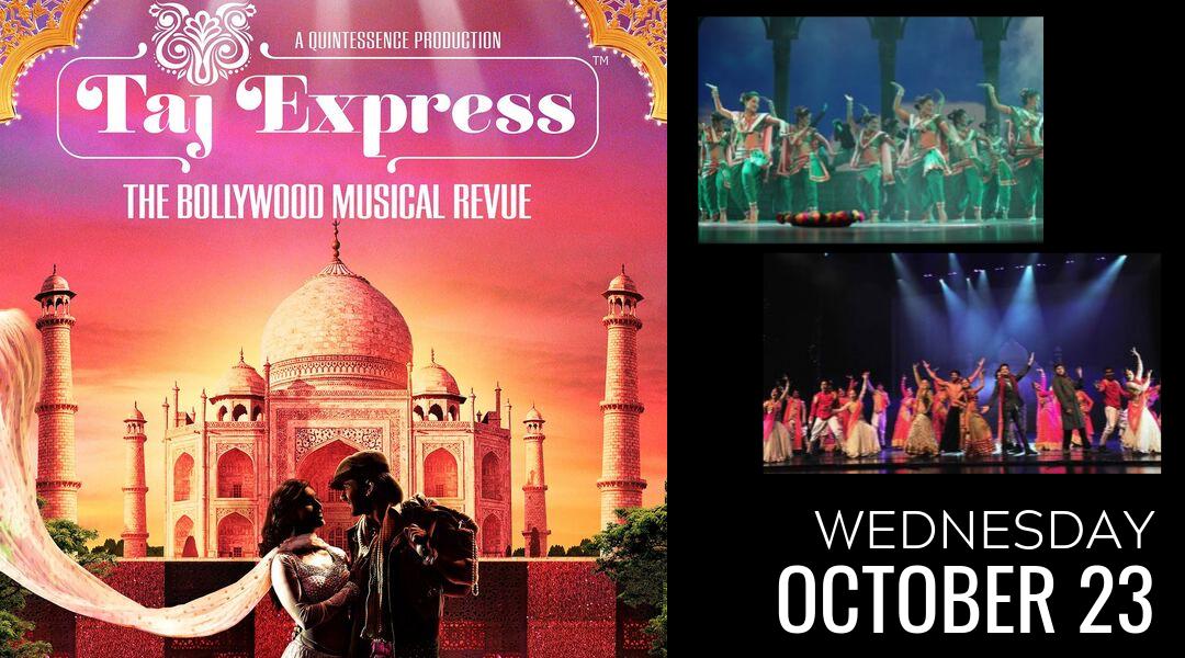 Taj Express Website