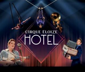 Cirque Eloize HOTEL