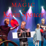 THE MAGIC OF KEVIN SPENCER