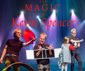 MAGIC OF KEVIN SPENCER