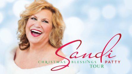 Sandi Patty Christmas Blessings Tour