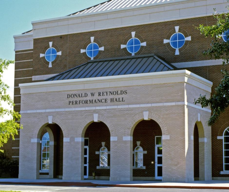 Reynolds Performance Hall