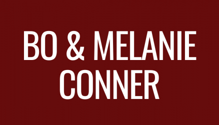 Bo and Melanie Conner