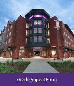 Grade Appeal Form