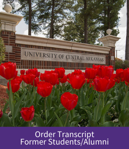 Order Transcript: former students and alumni