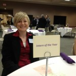 Intern of the Year replaces postal pic