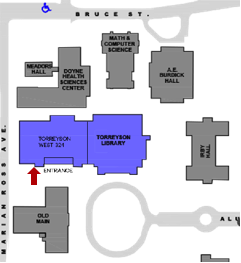 University Of Central Arkansas Campus Map.Sponsored Programs Map Sponsored Programs
