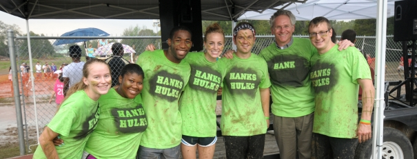Mudstock Team - Hank's Hulks