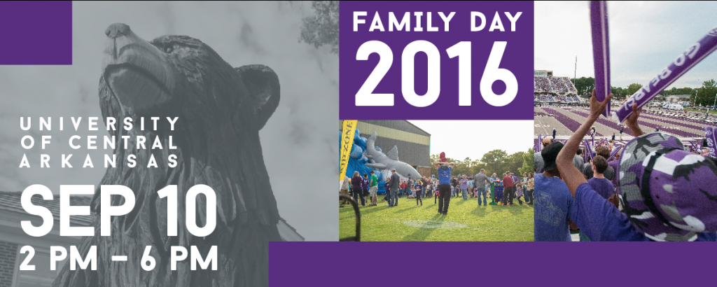 Family Day Banner