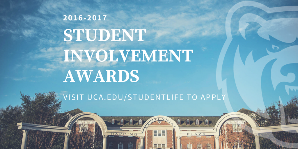 Student Involvement Awards