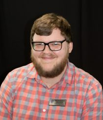 Drew Richardson, Supplemental Instruction Coordinator