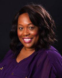 Nadia Eslinger, Assistant Director of Student Success