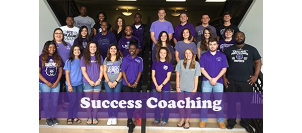 Success Coaching is available Online and In Person - We can help.