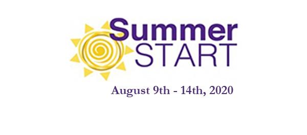 Summer Start - August 9th - 14th, 2020
